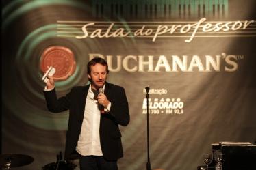 O maestro da sala aula de jazz e música brasileira