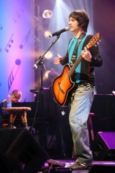 Fred Martins foi o vencedor do 9º Premio Visa de Música Brasileira em 2006