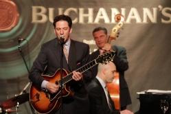 John Pizzareli no Sala do Professor Buchanan´s, da Rádio Eldorado de São Paulo, no Bourbon Street