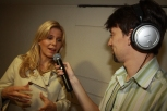 Ao vivo para a Rádio dos melhores ouvintes