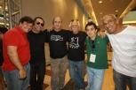 Márcio, Gerson,Walmir,Zé Nogueira, Rogério e Biazeto