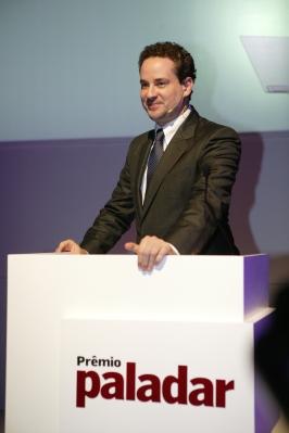 O ator Dan Stulbach