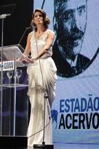 Lançamento do Acervo Digital do Jornal O Estado de S. Paulo, no Auditório Ibirapuera