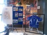 A Copa de 2002 foi homenageada com capa e fotos do Estadão Acervo e com a camisa que cafú usou no jogo contra a Inglaterra