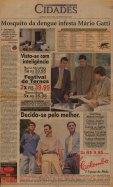 correio popular_mario gatti_capa cidades_06021998