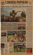 correio popular_mario gatti_capa_12021998