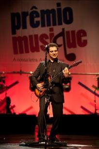 Roberto Frejat no encerramento do Prêmio Musique, do Jornal O Estado de S. Paulo