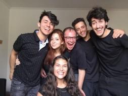 Kaio Nobre (Dir. Musical); Giovanna Colacicco (Prod.Executiva); Alexandre Biondi (Dir.Geral), Vitor Moutte (Dir.Musical); Juliano Veríssimo (Prod. Executiva)