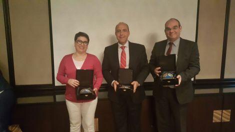 São Paulo, UITP-MENA e Barcelona, recebem troféu da FTA