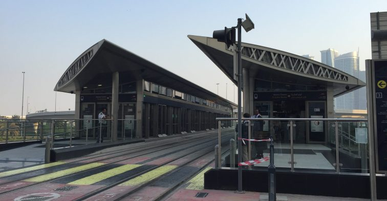 Tramway de Dubai
