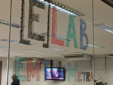 Laboratório de inovação metropolitana da EMTU